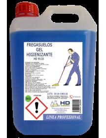 Fregasuelos Gel Higienizante HD-9110 (5 Kg)