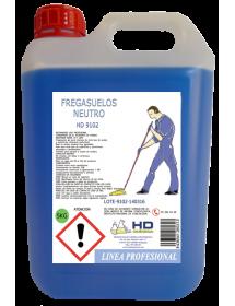 Fregasuelos Neutro Floral HD-9102 (5Kg)