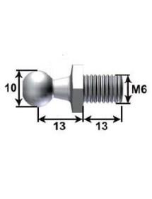 Spike ball head 10 L13 M6
