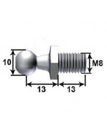 Ball Head spike 10 L13 M8
