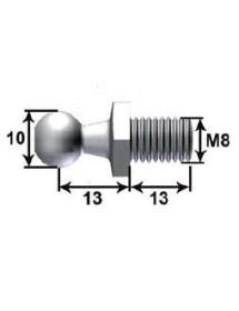 Ball Head spike 10 L13 M8