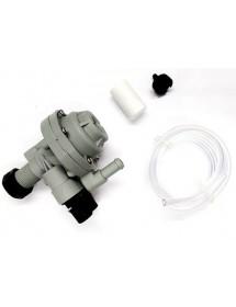 dosificador tipo DIB3E abrillantador caudal 0-3cm³ por carrera empalme presión ø 4x6mm OZTI Seko Teikos