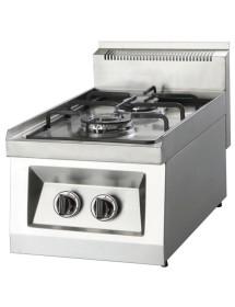Cocina a Gas OZTI 2 Fuegos