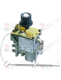 Gas thermostat type 630 Eurosit series t.max. 190°C 110-190°C 9099.00006.30 0630334 OZTI 103076