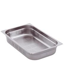 Cubeta Gastronorm Perforada EUTRON 1/1-65 530x325x65mm 9.2L
