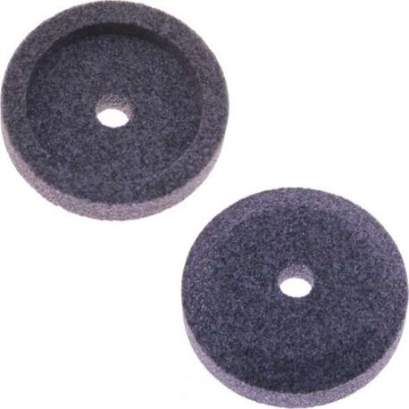 Piedra de afilar 40X10X6mm grano grueso interior plano
