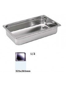 Cubeta Gastronorm Lisa EUTRON 1/1-100 530x325x100mm 14,2L