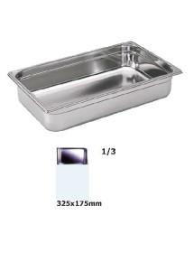 Cubeta Gastronorm Lisa EUTRON 1/2-100 325X265X65mm 6,6L