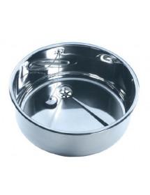 Round tank welding Stainless Steel Ø 360x180mm