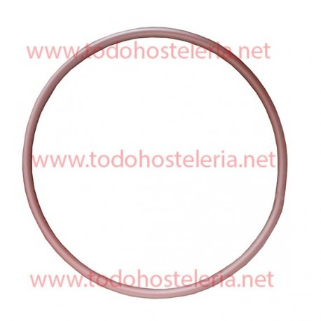 Rubber gasket Lid 417x12mm Stuffer H51 Talsa Outer diameter