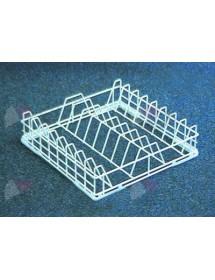 plate basket L 400mm W 400mm plates 16 plate LineaBlanca