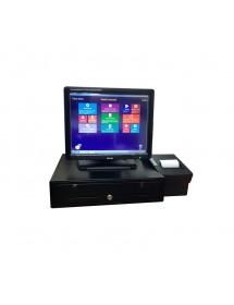 Pack TPV Comercio Táctil SAM4S
