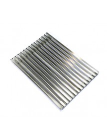 Stainless Steel Barbecue grill OZTI 2864.65400.IZ 51X35cm