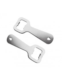 Flat Bottle Opener (2 pcs)