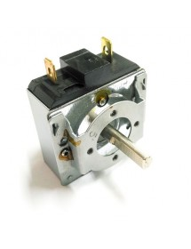 Time switch M11 with bell 1-pole operation time 5min impulse mechanical DKJ-5 HLP-20 shaft flat left