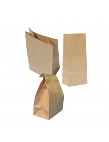 SOS KRAFT Bag (Box of 1,000 units)