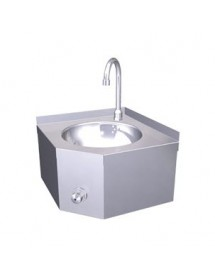 Wall corner basin - XS series