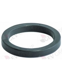 Filter holder gasket for 73 mm coffee makers