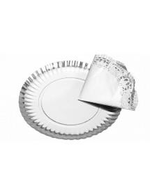 Round Doilies 28cm (100 pcs)