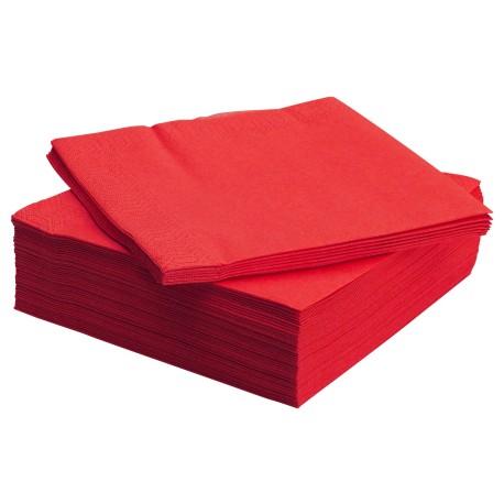 Paper towel 2 layers 40x40 (50 pcs)