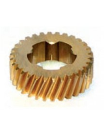 Gear Bronze 30 Teeth Bolts 10mm Slicer Boston Ø est. 59 mm Ø int. 35 mm 19 mm