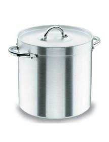Olla Recta con Tapa Chef Aluminio LACOR