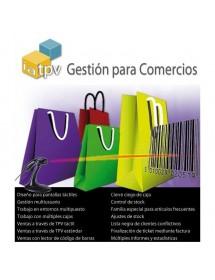 Programa TPV gestión para Comercios iaTPV