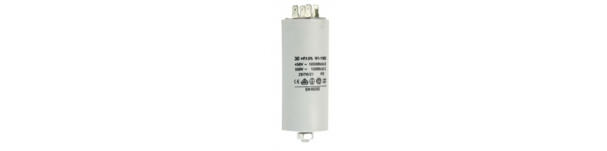 Operating capacitor
