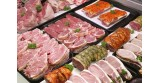 Butchery and pastry display trays