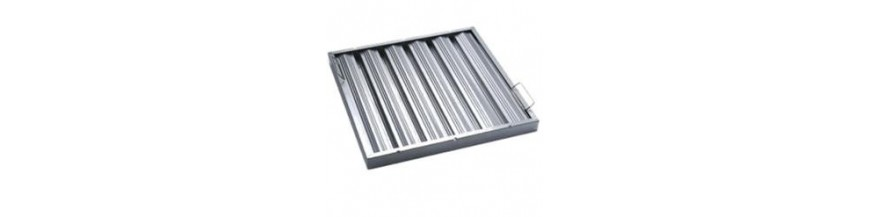 Extractor hood filter spares