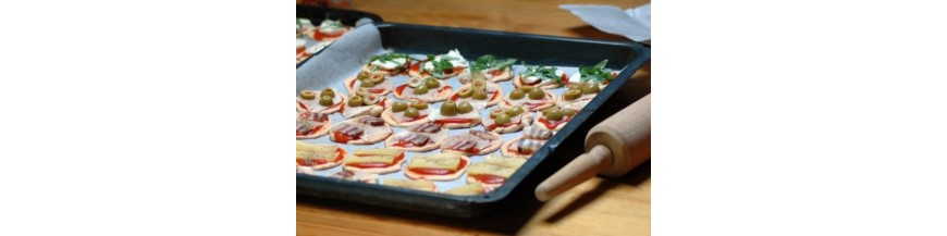 Oven Stainless trays