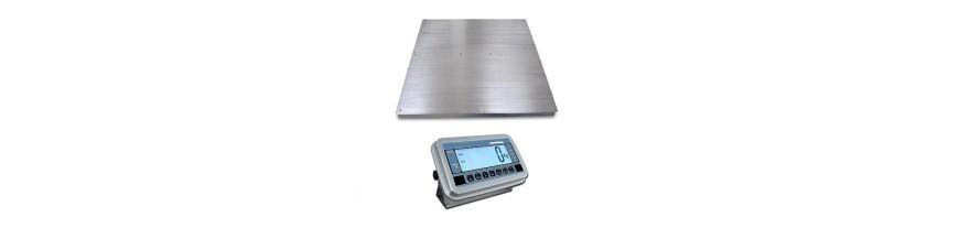 Recessed Scales