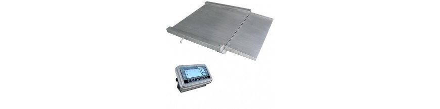 Multi-slim cell Scales
