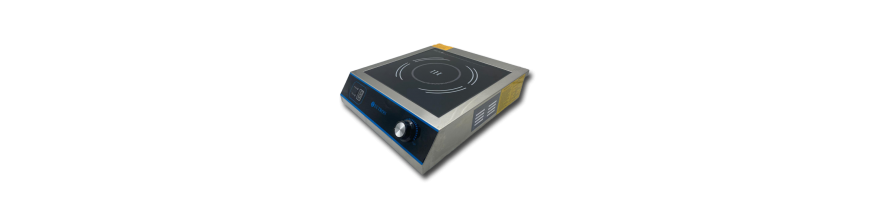 Induction hobs and electric cookers