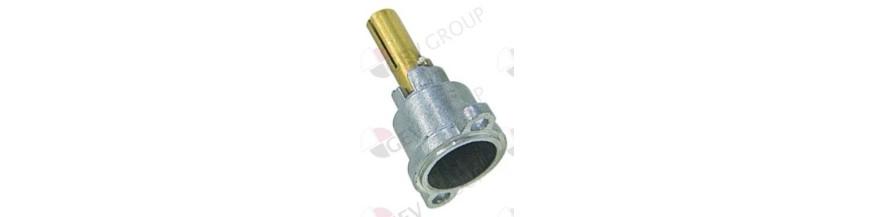 Gas faucet parts