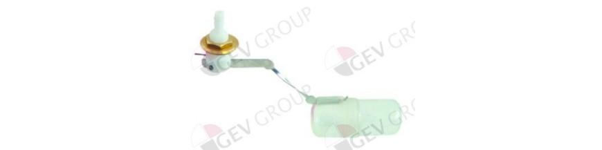 Intake valve thread