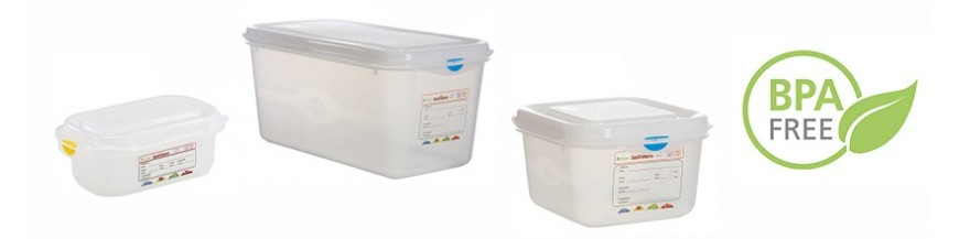 Polypropylene Air-tight Containers